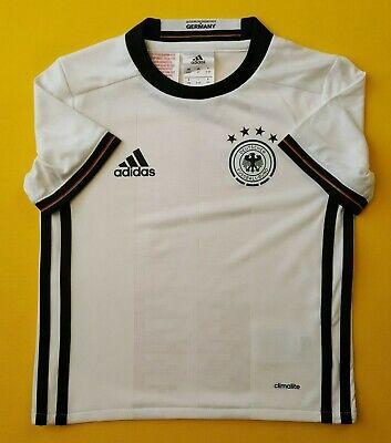 2edac418da9 5+ 5 Germany soccer jersey 5-6 years 2016 shirt football Adidas ig93