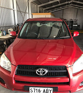 2009 Toyota RAV4 (auto) Younghusband Mid Murray Preview
