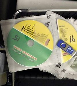 84 New Mixed Brand and Mixed Genre Karaoke CD's (1128 songs) plus Camden South Camden Area Preview