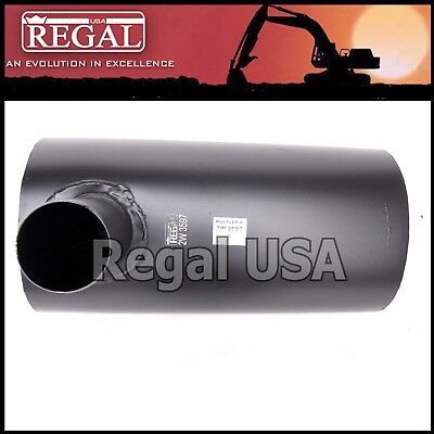 2w3597 Muffler For Caterpillar D5h Skidder 2w-3597
