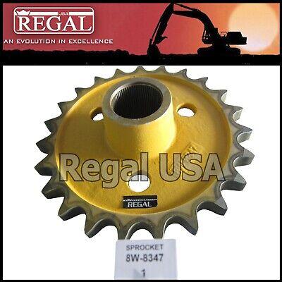 8w8347 Sprocket For Caterpillar 16g 16h Motor Grader