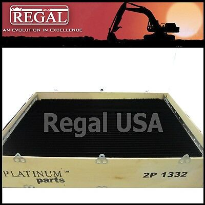 2p1332 Core A Radiator For Caterpillar 955k 955l Traxcavator 4n8540