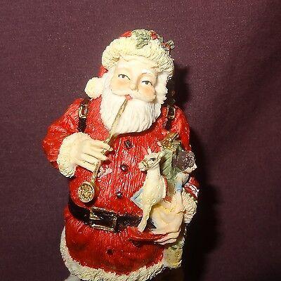 "International Santa Claus Collection USA Figurine 4""  1992  SC06 Chimney"