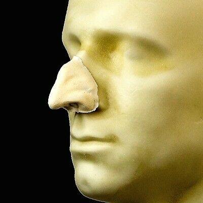 Rubber Wear Foam Latex Prosthetic - Small Witch Nose FRW-006 - Makeup - Prosthetic Nose