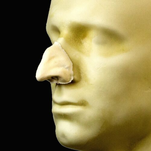 Rubber Wear Foam Latex Prosthetic - Small Witch Nose FRW-006 - Makeup FX