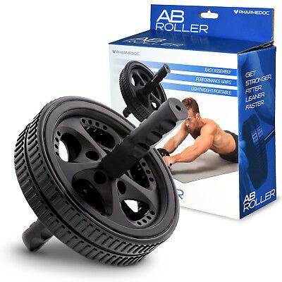 Ab Roller Wheel - Exercise Wheel for Home Gym - Fitness Equipment & Accessories for sale  Shipping to South Africa
