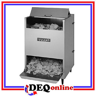 Vulcan Vcw46 First-in First-out Chip Warmer 44 Gallon 35 Lb Capacity