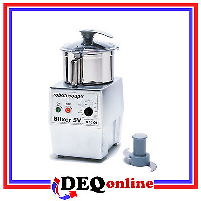 Robot Coupe Blixer 5v Healthcare Facility Blender Mixer