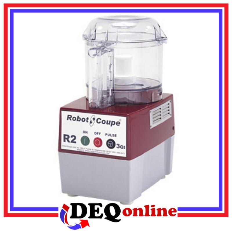 Robot Coupe R2B CLR Food Processor