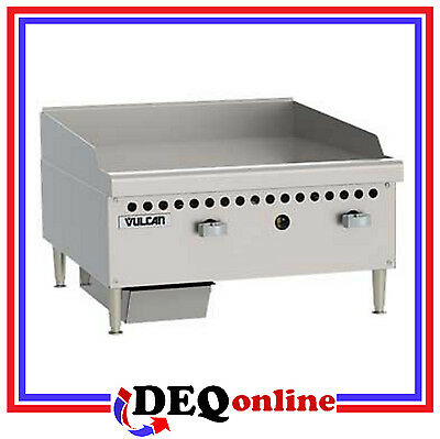 Vulcan Vcrg24-m Restaurant Series Gas Griddle 24 W X 20 12 D Griddle Plate