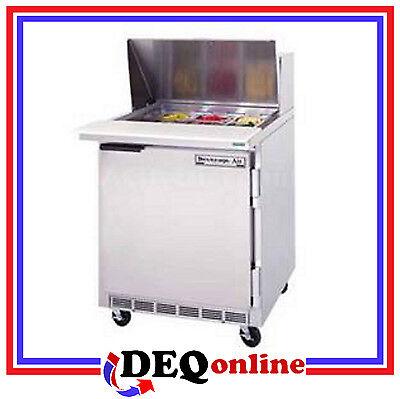 Beverage-air Bev Air Spe27hc-12m Refrigerated Food Prep Table Mega Top