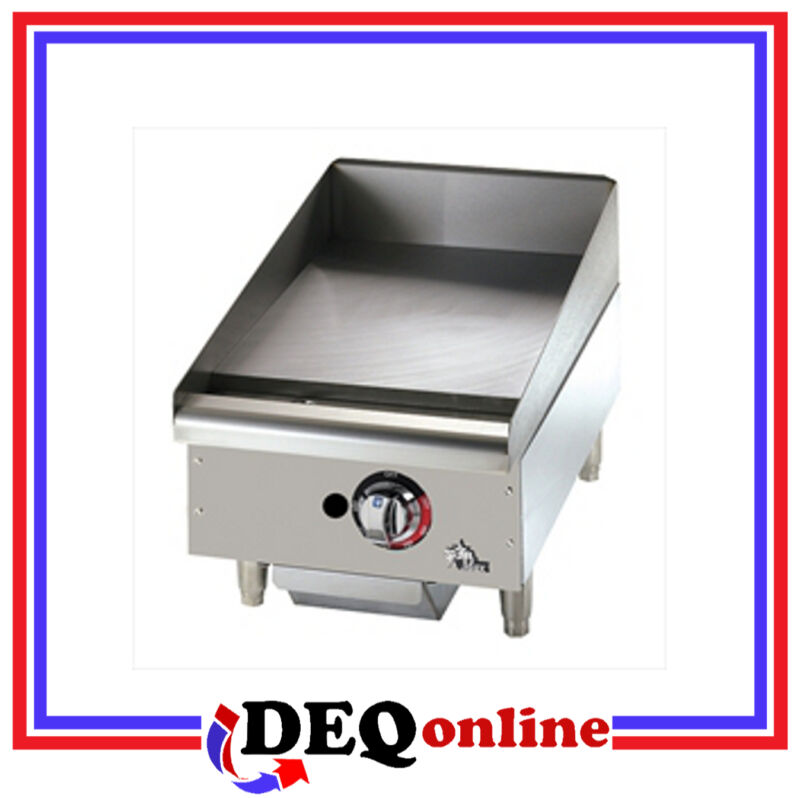 "Star 515tgf Star-max Electric Griddle 15"" Wide Griddle"