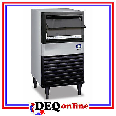 Manitowoc Qm-30a Undercounter Ice Maker Machine 65 Lb