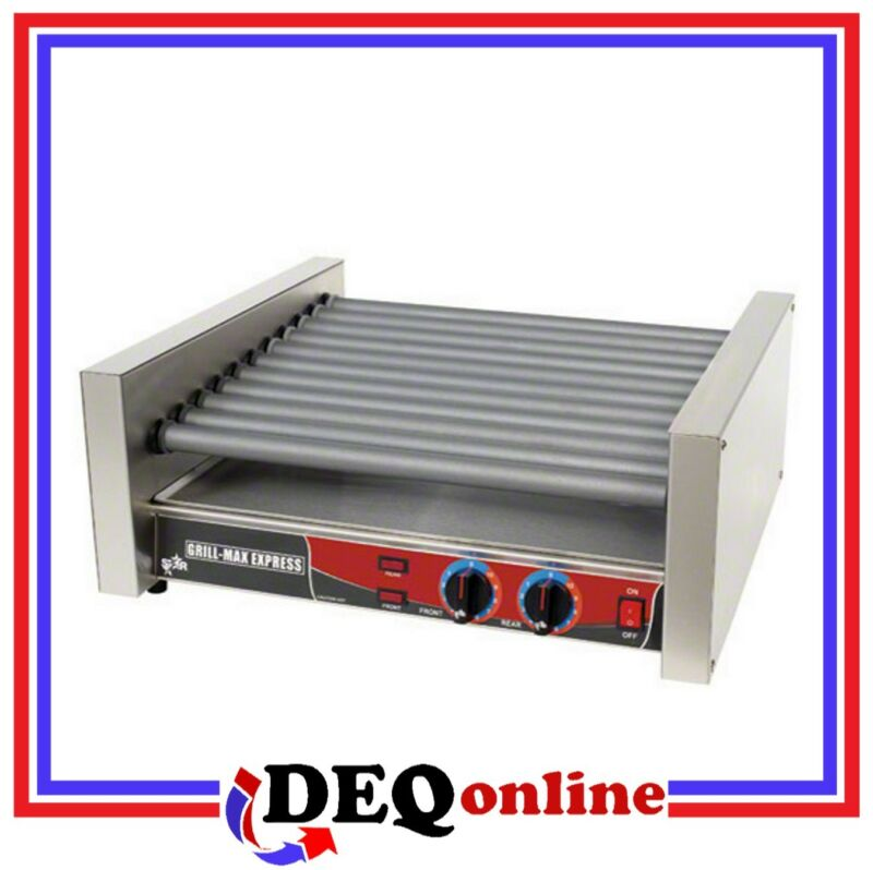 Star X30s Grill-max Duratec Express Stadium Seating Roller Grill