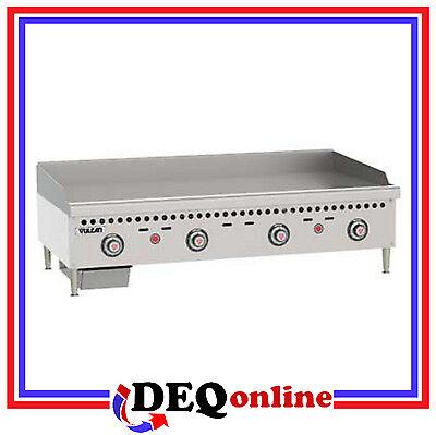 Vulcan Vcrg48-t Restaurant Gas Griddle 48 W X 20 12 D Griddle Plate