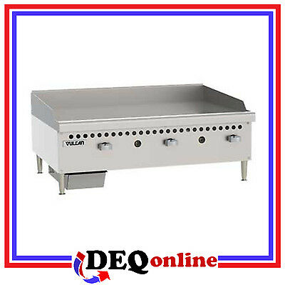 Vulcan Vcrg36-m Restaurant Series Gas Griddle 36 W X 20 12 D Griddle Plate