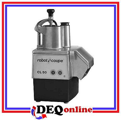 Robot Coupe Cl50e Vegetable Slicer Food Processor