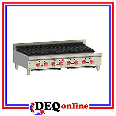 Wolf Acb47 Countertop Gas Achiever Charbroiler 46 34 Wide Ng Or Lp