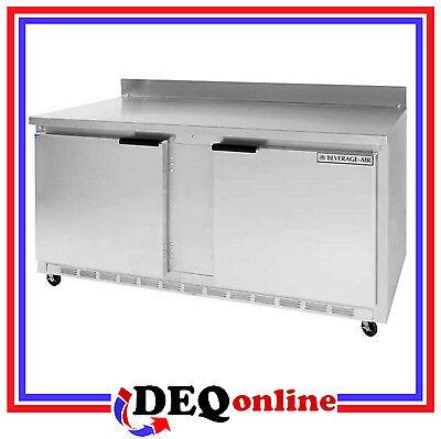 Beverage-air Bev Air Wtr60ahc Work Top Refrigerator 29 Base Model