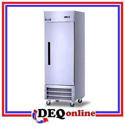 Arctic Air Ar23 Single Door Commercial Reach-in Refrigerator 23 Cu.ft.