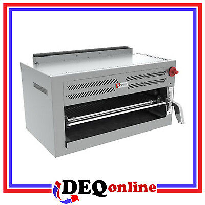 Wolf C36irb Gas Infrared Salamander Broiler Stainless Steel 30000 Btu Ng Or Lp