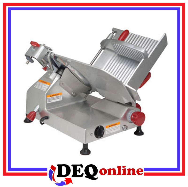 Berkel 829e-plus Manual Gravity Feed Slicer 14""