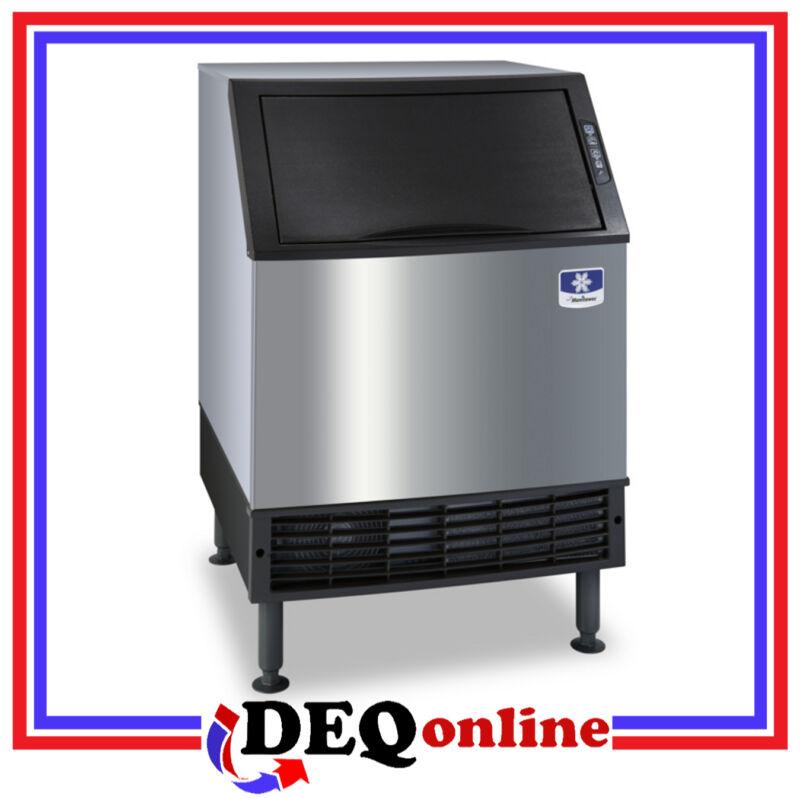 Manitowoc Neo U-240 225 Lb Undercounter Ice Cube Machine Uyf-0240w Water Cooled
