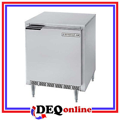 Beverage-air Bev Air Ucf27ahc Undercounter Freezer 29 Depth
