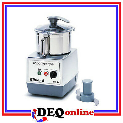 Robot Coupe Blixer 5 Healthcare Facility Blender Mixer