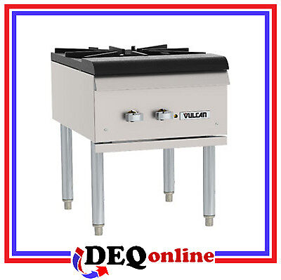 Vulcan Vsp100 Stockpot Range One Section 18 X 24.5 Natural Or Liquid Propane