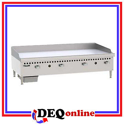 Vulcan Vcrg48-m Restaurant Series Gas Griddle 48 W X 20 12 D Griddle Plate