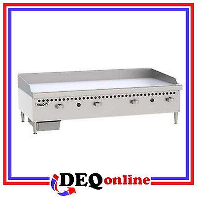 Vulcan Vcrg48-m Restaurant Series Gas Griddle 48 W X 20 12 D Griddle Plate