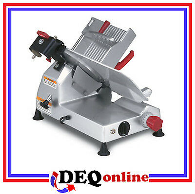 Berkel 827E Plus 12  1 4 Hp Manual Gravity Feed Slicer
