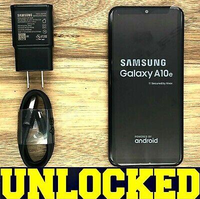 Samsung Galaxy A10e SM-A102U 32GB Charcoal Black (UNLOCKED) T-MOBILE│AT&T│METRO