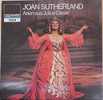 Joan SUTHERLAND - Arien aus Julius Cäsar