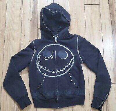 Disney Resort Jack Nightmare Before Christmas 2 in 1 Sweater Vest hoodie Medium