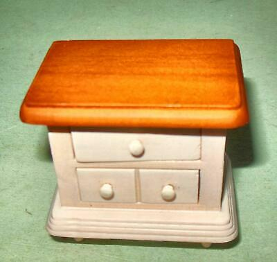 BROYHILL NIGHT STAND VINTAGE  #M1315 DOLL HOUSE FURNITURE MINIATURES