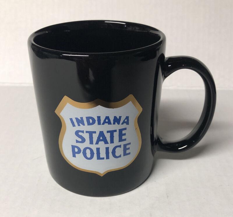 Indiana State Police Coffee Cup/Mug Trooper Vintage Looking