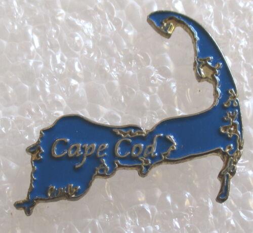 Cape Cod - Massachusetts Tourist Travel Souvenir Collector Pin