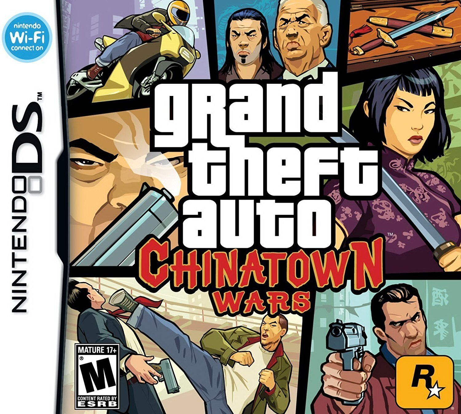 Grand Theft Auto: Chinatown Wars  NEW