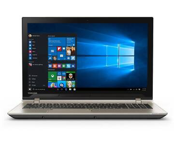 "Toshiba 256 SSD 15.6"" Intel i5 8GB DVDRW Win10Home 64bit"