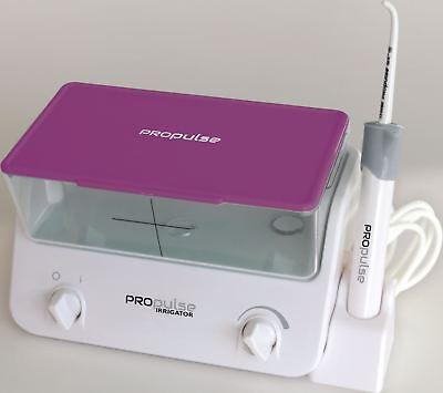 Propulse Eléctrico Oído Irrigador Con 10 Qrx Uñas - Nuevo Modelo