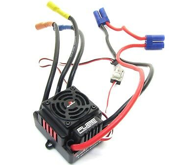 Electric Losi 3Xl E Esc  Brushless 150A Wp Fuze 3 6S Lst Dynamite Lipo Los04015