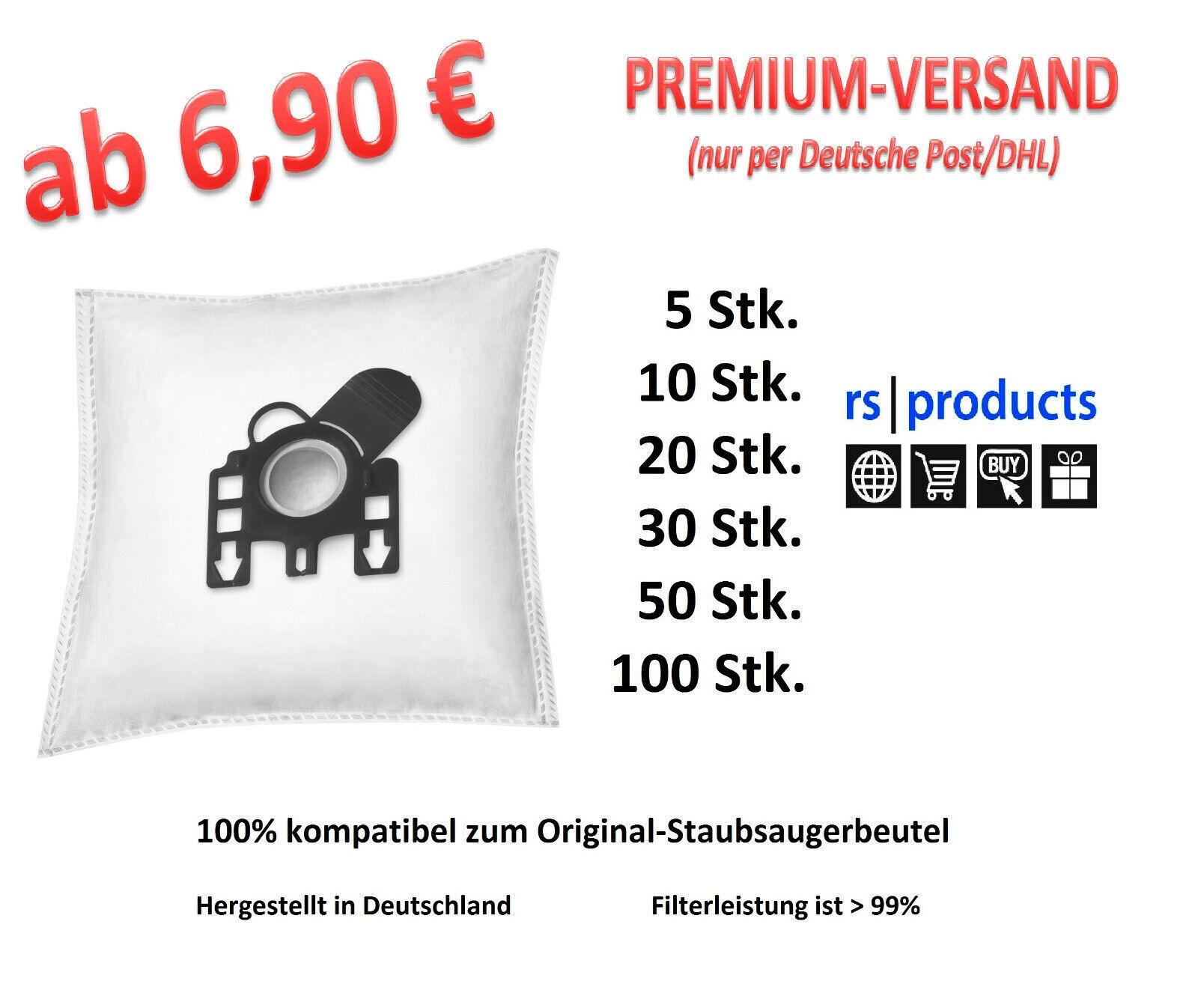 Farbe Blau 16 Miele Staubbeutel HyClean 3D Typ GN XXL-Pack Maxipack