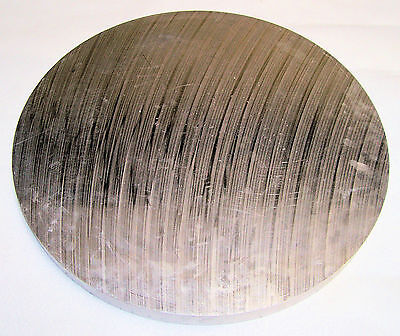 2 Aluminum Discs 1 14 Thick X 18 1116 Dia. Mic-6 Cast Tooling Plate Disk