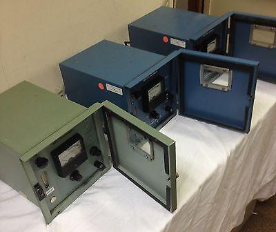 3 Teledyne 316 Trace Oxygen Analyzers