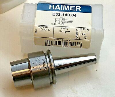 Haimer E32.140.04 Hsk 32 Shrink Chuck 4 Mm Tool Holder From Dmg Hsc-20 Hsk32