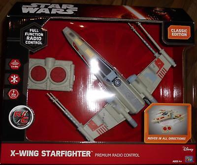 Star Wars X-WING FIGHTER Starfighter RC mit Fernbedienung XW1 NEU ()