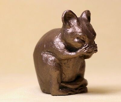 Mortimer Mouse - Min - Frith Bronze -