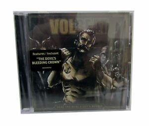 Volbeat Seal the Deal & Let's Boogie CD Compact Disc New Official Sealed